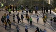 Ogen van de wereld zijn vandaag op Brazilië gericht: vrees voor militaire staatsgreep en Capitool-achtige bestorming