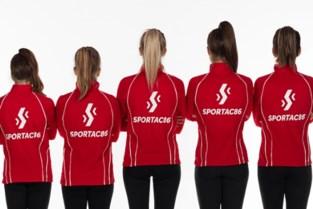 Studente Anouk Pattoor ontwierp nieuw logo en outfit voor turnvereniging Sportac86