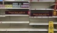 """Steeds meer bedrijven waarschuwen voor lege rekken in Verenigd Koninkrijk: """"Een perfecte storm"""""""