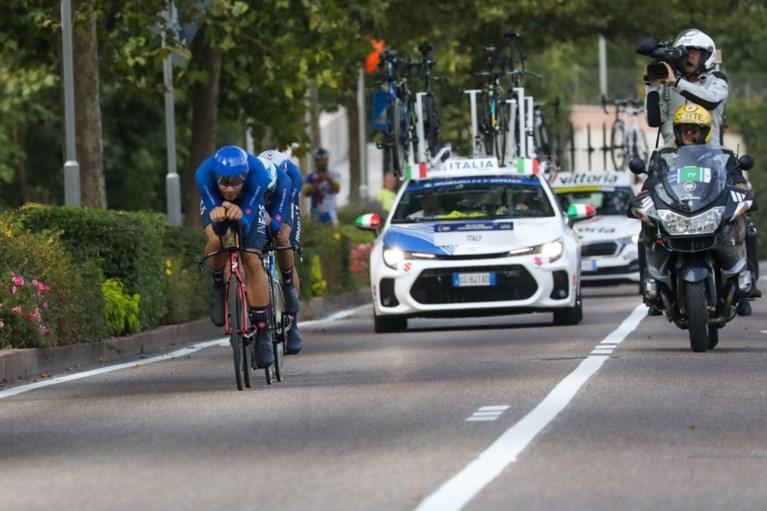 La staffetta mista mostra la sua buona posizione nelle corse del treno italiano a livello nazionale al titolo europeo a Filippo Cana