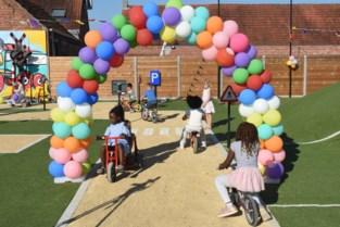 GBS De Bijenkorf viert honderdste verjaardag met nieuwe speelplaats en verkeerspark