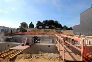 Site Tirolerhof in volle ontwikkeling