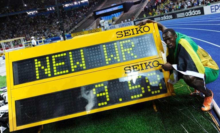 """Sprintlegende Usain Bolt had comeback in gedachten voor Spelen in Tokio: """"Maar mijn coach raadde het af"""""""