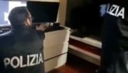 Italiaanse politie valt binnen bij antivaxers die gewelddadige acties zouden plannen