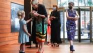 Koningin Mathilde bezoekt vernieuwd ModeMuseum in Antwerpen