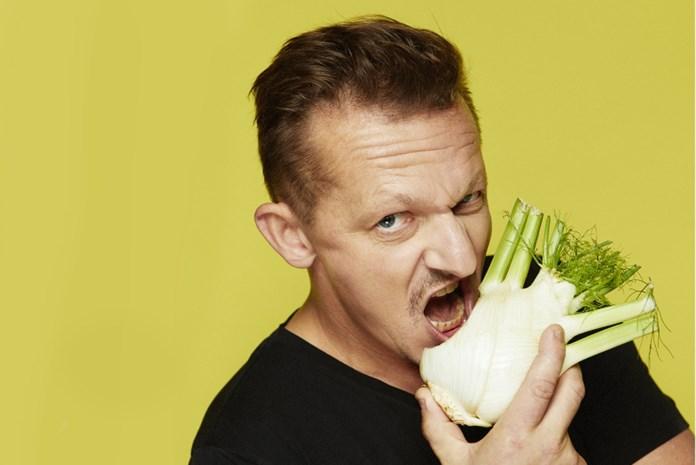 """Hendrik Dierendonck: """"We leven in een wereld met steeds meer vegetariërs. Het maakt dat ik mezelf in vraag moet blijven stellen"""""""