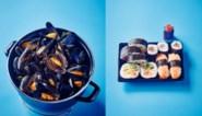 Een broodje of een pak friet, mosselen of sushi: waarmee krijg je meer calorieën binnen?
