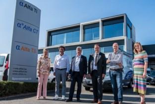 Groep Van Roey neemt Alfa over