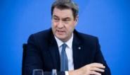 CSU-leider Söder met grote meerderheid herverkozen