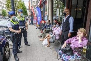 Politie stelt in drie café's aan Bredabaan inbreuken vast