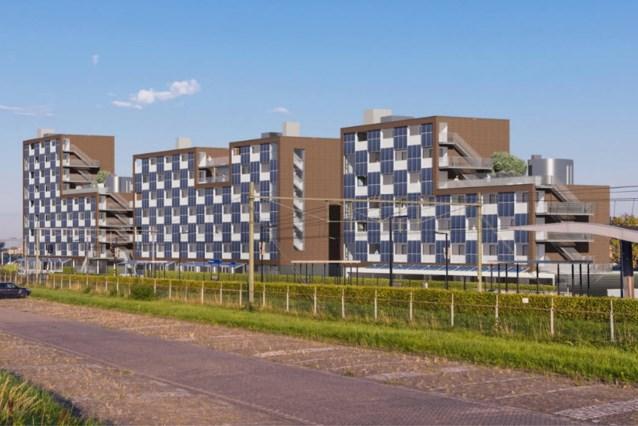 """Nederlandse studentenflats vormen samen het woord """"lul"""": """"Een spannende compositie"""""""