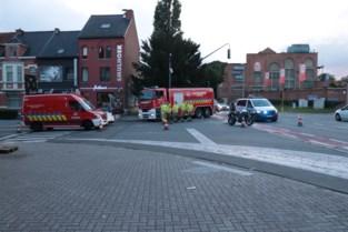 Motorfietser gewond bij aanrijding op kruispunt