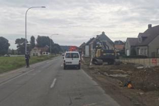 Nieuwe fase werken Provinciebaan start maandag: auto's en fietsers moeten omrijden