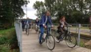 Minister Peeters opent Meldertse fietspaden