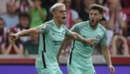 Leandro Trossard bezorgt Brighton late winst met goal in slotfase, Sambi Lokonga kan met Arsenal eindelijk winnen