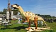 """Verkoop van Limburgse dinosaurus zorgt voor bijzonder veel interesse: """"Mijn dochter heeft er geen plaats voor"""""""