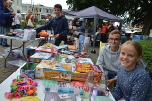 Jaarmarktfeesten Broechem verwennen kinderen