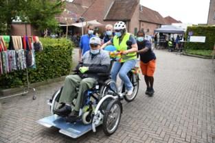 Nieuwe rolstoelfiets én bouwplannen voor woonzorgcentrum Sint-Jozef