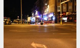 Ruime perimeter rond druk kruispunt in Berchem afgezet, gaslek intussen gedicht