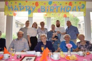 """Alice Van Nevel viert honderdste verjaardag: """"Oud worden zit bij ons in de genen"""""""