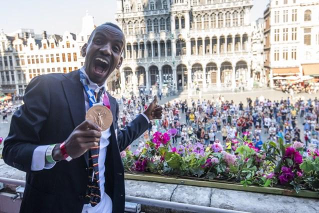 'Bronzen' Bashir Abdi gaat op Europees record jagen tijdens marathon van Rotterdam