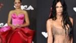 Gewaagde en bontgekleurde jurken op de MTV Video Music Awards