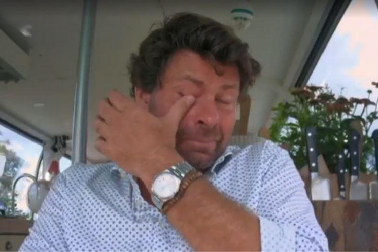 """Wim Lybaert in tranen wanneer hij vertelt over dochter (10): """"Ze heeft het moeilijk"""""""