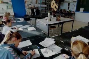 Extra klassen voor kunstacademie in deelgemeenten