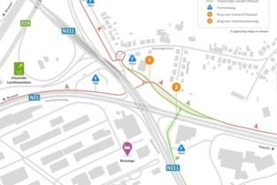 Fietsbrug over Haachtsesteenweg moet centrum Vilvoorde beter verbinden met Brucargo: werken starten op 15 september