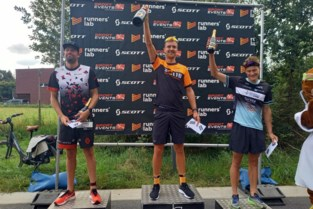 Limburger Dieter Comhair wint iLumen 111 Triatlon in Eigenbilzen