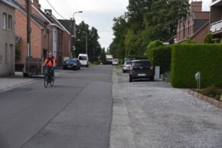 100.000 euro om voetpaden te onderhouden of zelfs te vervangen door groenstrook