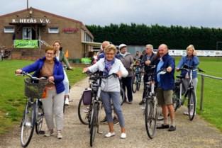165 fietsers voor Kom op tegen Kanker