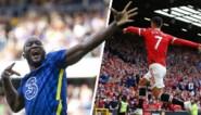 The game is on (again): Romelu Lukaku en Cristiano Ronaldo zetten nieuwe strijd om topschutterstitel in