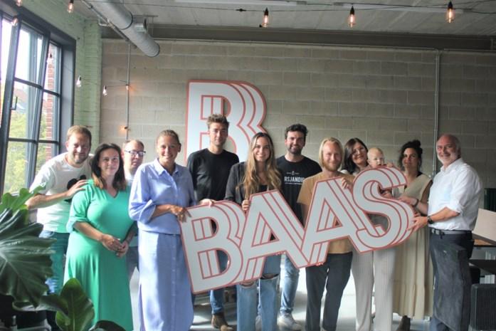 Je bent jong en je wil ondernemen? Het BAAS-project biedt hulp
