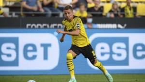 Thorgan Hazard ontbreekt nog door blessure bij Dortmund in Champions League, Meunier en Witsel wel mee naar Istanboel