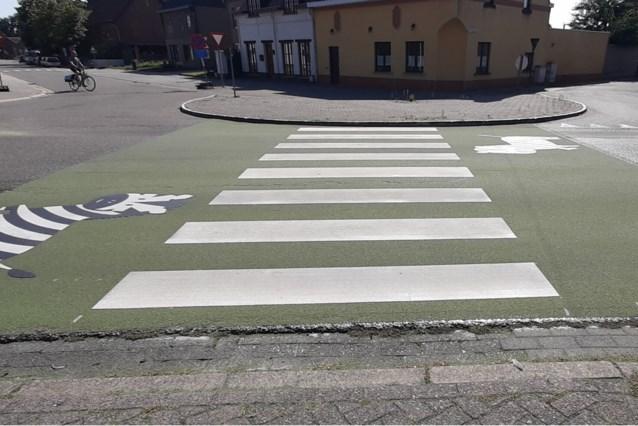 Nieuw ZEBRApad Lindeplein vervangt twee andere oversteekplaatsen