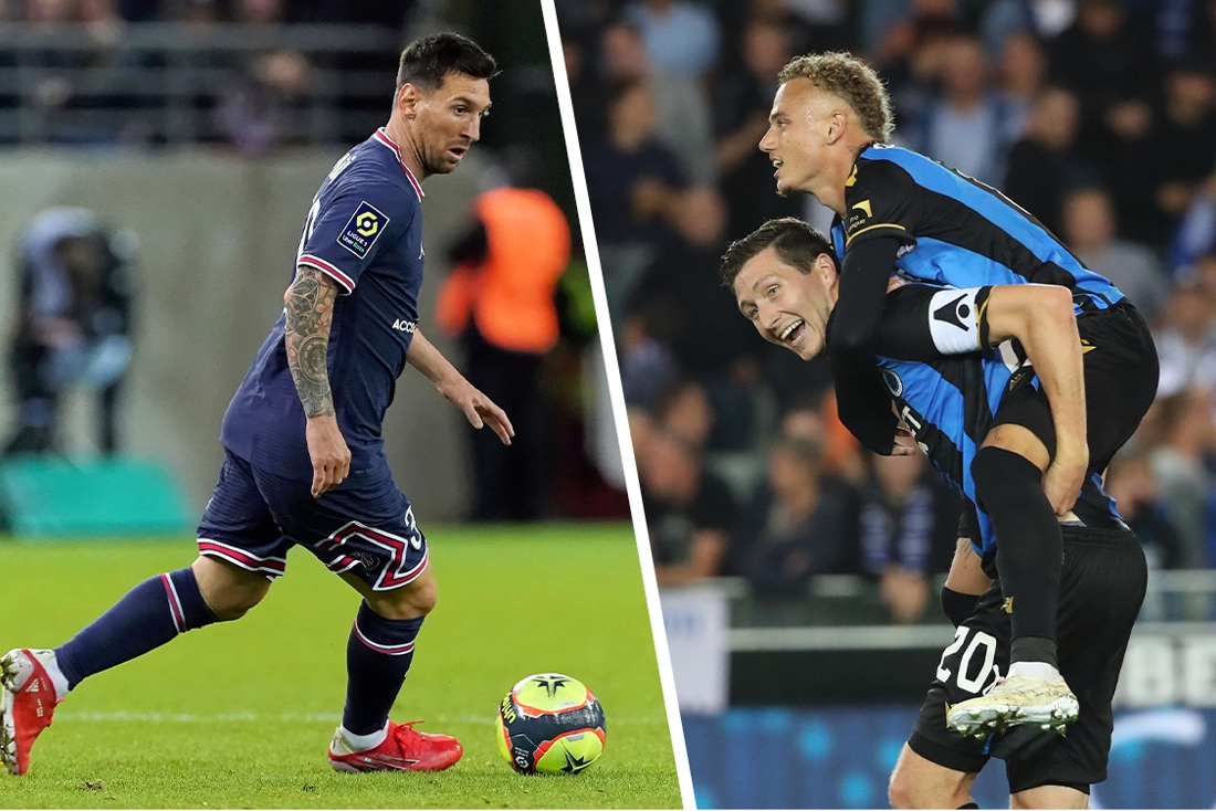 LIVE. Messi-mania komst! Volg hier de aanloop naar Club Brugge-PSG op de voet