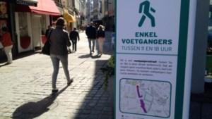 """33 boetes voor fietsers in Gentse winkelstraten: """"Maakt heel wat emoties los"""""""