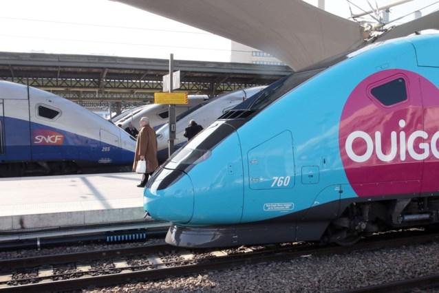 Dode baby ontdekt in treintoilet in Marseille, politie start onderzoek