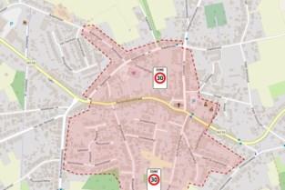 Centrum Broechem voortaan zone 30, zelfs op gewestweg
