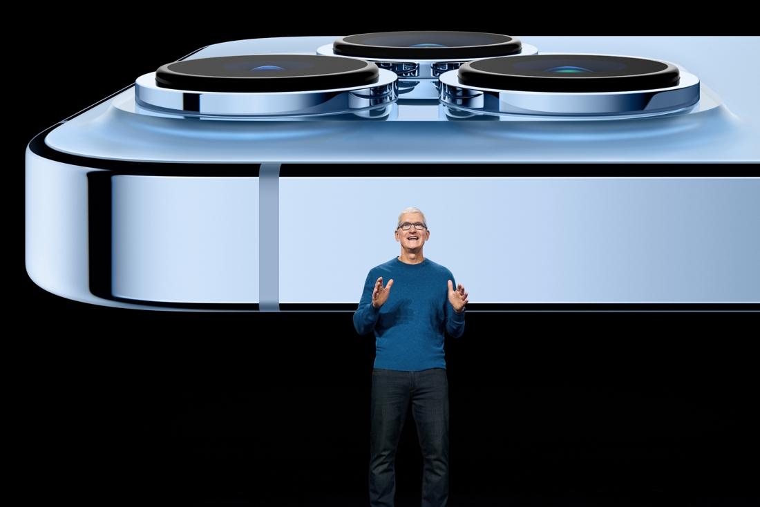Apple stelt de nieuwe iPhone13, Apple Watch 7 en nieuwe iPads zijn grote verrassingen