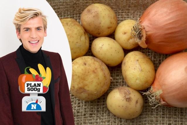 Kunnen we aardappelen en uien beschouwen als groenten?