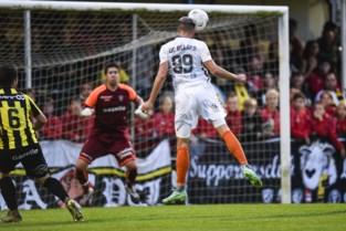 """Dylan De Belder droomt van volgende ronde: """"Geef mij maar Club Brugge"""""""