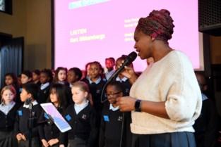 300 koren strijden om medaille in grootste wedstrijd ter wereld: vlam World Choir Games aangestoken in Antwerpen