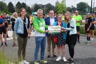 Jogging & Marathon Team Mol steunt Den Brand