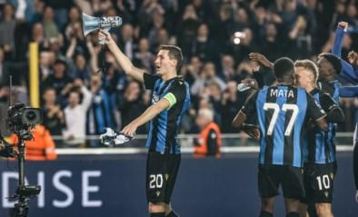 """REACTIES. Vanaken over zijn """"typische Vanaken-goal"""", Mignolet ziet Club Brugge stappen zetten"""