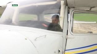 15-jarige Daan volgt in Zwartberg opleiding om solo te vliegen