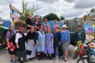 Vrouwen van honderdjarig 'Ferm Gijzegem' verwennen heel het dorp... verkleed als boerinnen