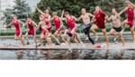 Rood-witte lichtgewichten zetten sportief orgelpunt op het 150-jarig bestaan van hun KR Club Gent