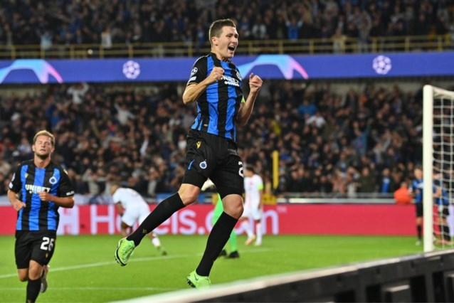 Verbazingwekkend Club Brugge zet voet naast vedetten van PSG en kan bouwen op oververdiend punt